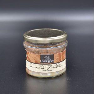 terrine-de-pintadeau-aux-cepes