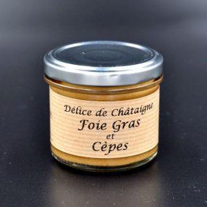 delice-de-chataigne-foie-gras-et-cepes