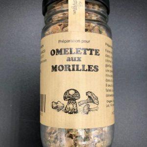 preparation-pour-omelette-aux-morilles