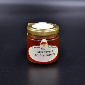 Miel saveur truffe blanche