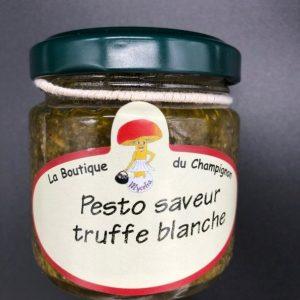 Pesto-saveur-truffes-blanches