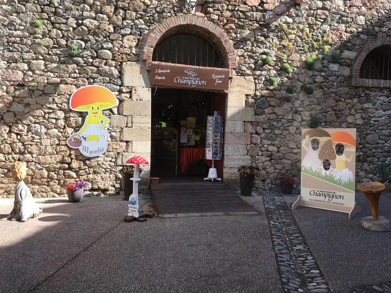 boutique-du-champignon-villefranche de conflent