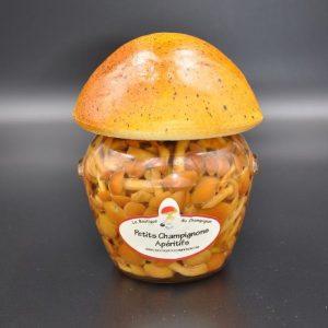 champignons apéritifs à l'huile d'olive (1)