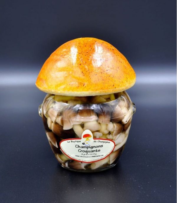crunchy-mushrooms-in-olive-oil
