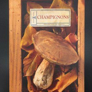 Champignons Beaux Livres