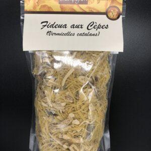 Fideua aux Cèpes - Vermicelles catalans