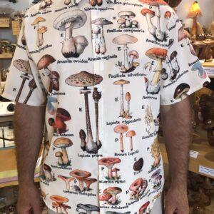 Chemise pour cueilleurs de champignons (recto)